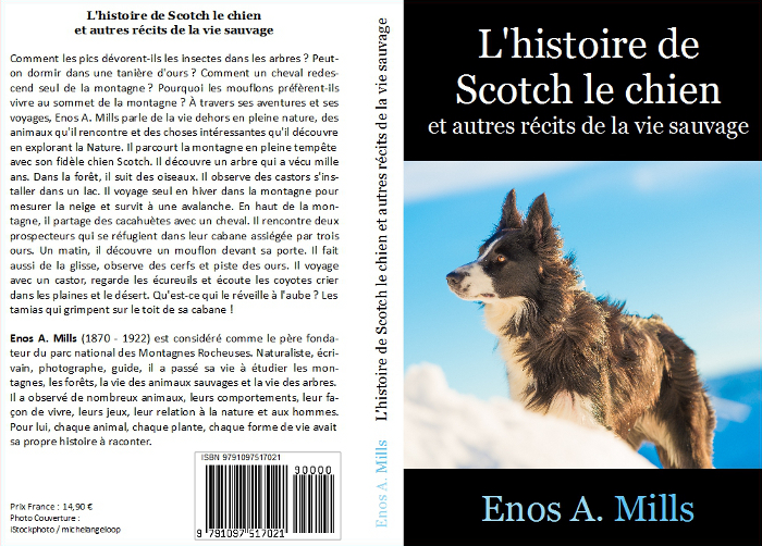 Couverture de Scotch le chien